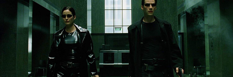 Modern Myths Nieuws 2019: Week 34 - The Matrix Keanu Reeves en Carrie-Anne Moss
