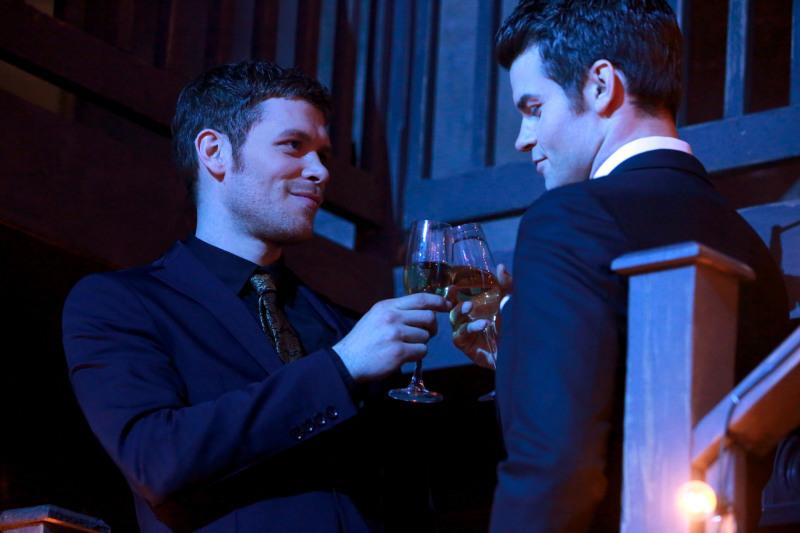The Originals Daniel Gillies en Joseph Morgan