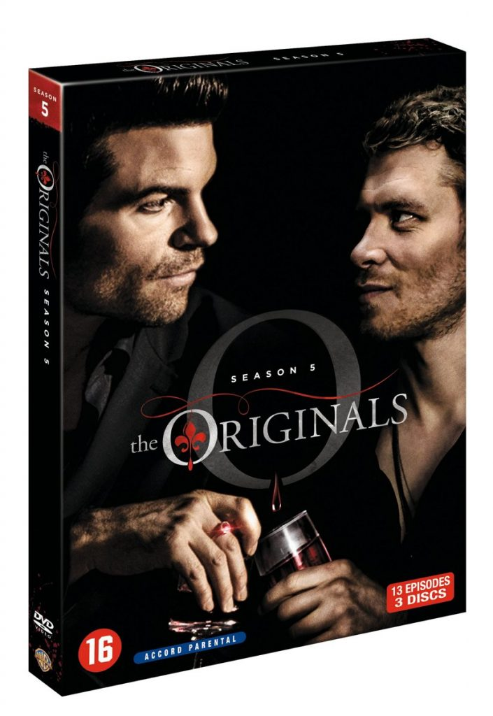 The Originals Seizoen 5 DVD Winactie The Originals Seizoen 5 packshot