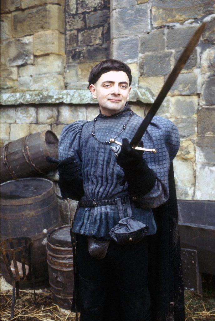 Edmund Blackadder Middeleeuwen