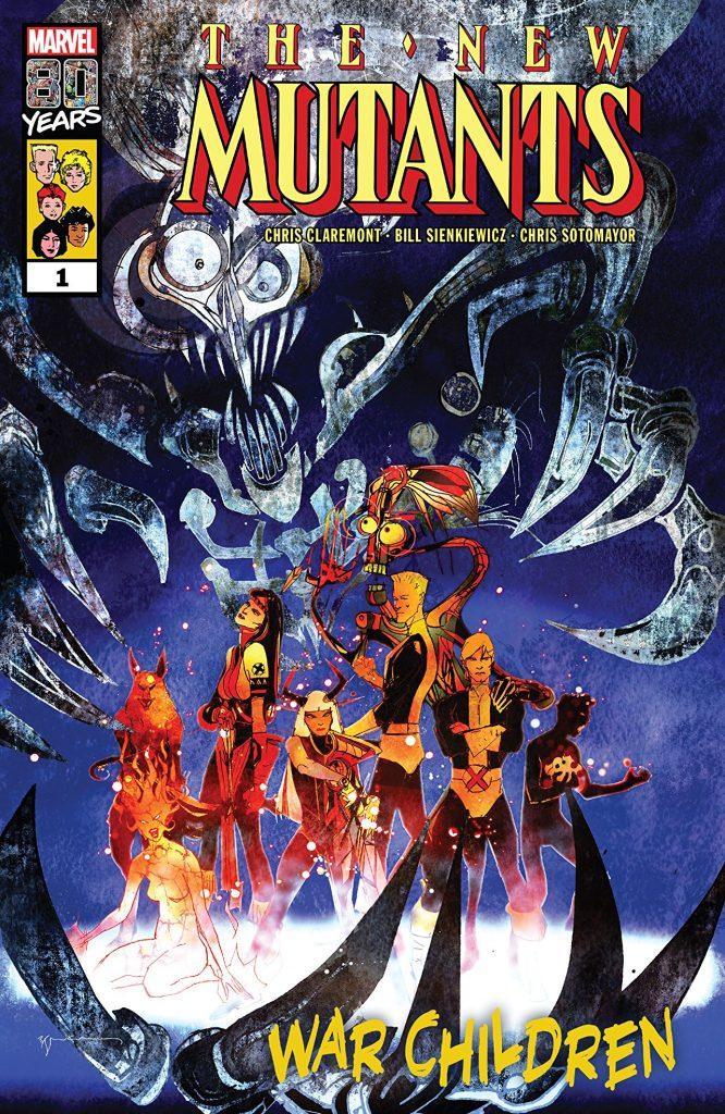 Modern Myths Nieuws 2019: Week 39 - New Mutants: War Children