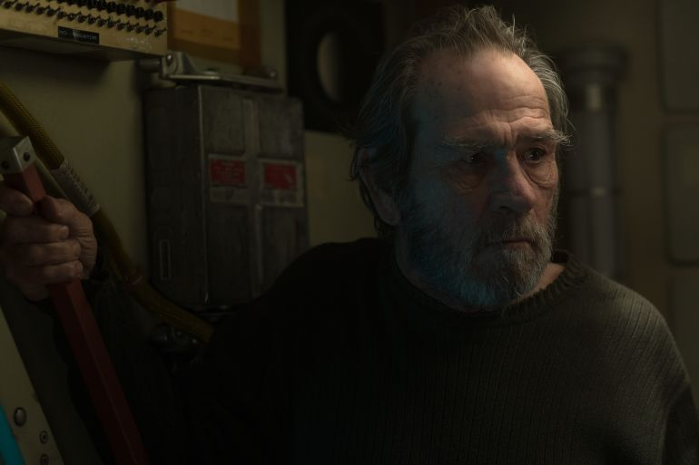 Ad Astra Tommy Lee Jones