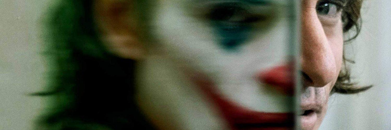 Joker in de spiegel