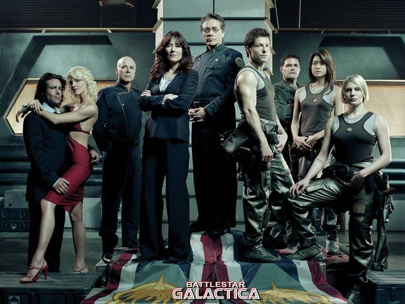 Modern Myths Nieuws 2019: Week 38 - Battlestar Galactica