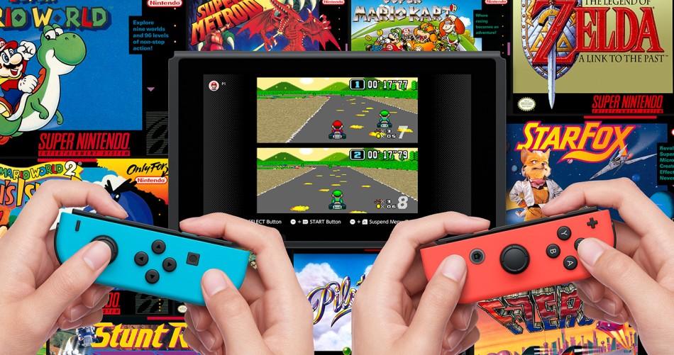 Modern Myths Nieuws 2019: Week 36 - Super NES