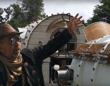Cock Zandvliet - Steampunk intro