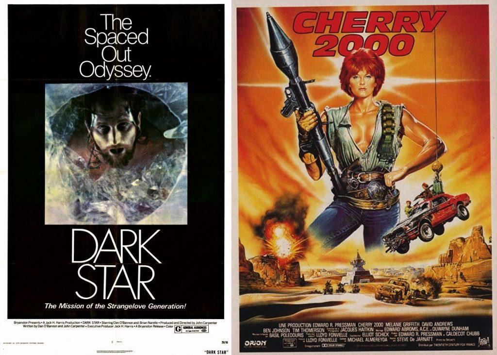 De Horizonvreter - Dark Star en Cherry 2000