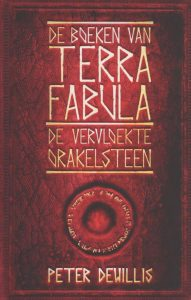 De boeken van Terra Fabula - De Vervloekte Orakelsteen