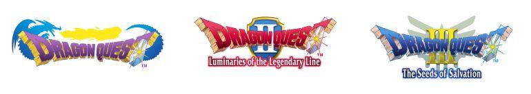 Modern Myths Nieuws 2019: Week 38 - Dragon Quest logos