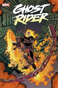 Modern Myths Nieuws 2019: Week 36 - Ghost Rider #1