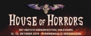 House of Horrors 2019 logo groot