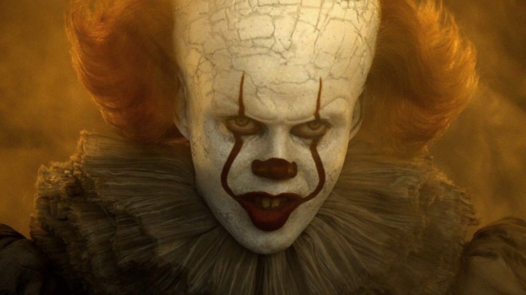 IT: Chapter Two Pennywise griezel