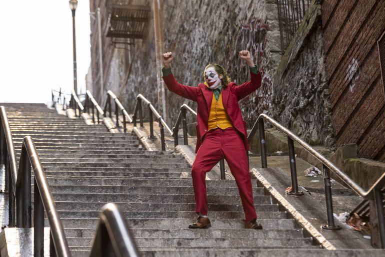 Joker Joker danst