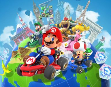 Modern Myths Nieuws 2019: Week 39 - Mario Kart Tour