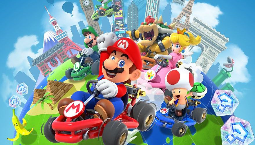 Modern Myths Nieuws 2019: Week 39 - Mario Kart Tour