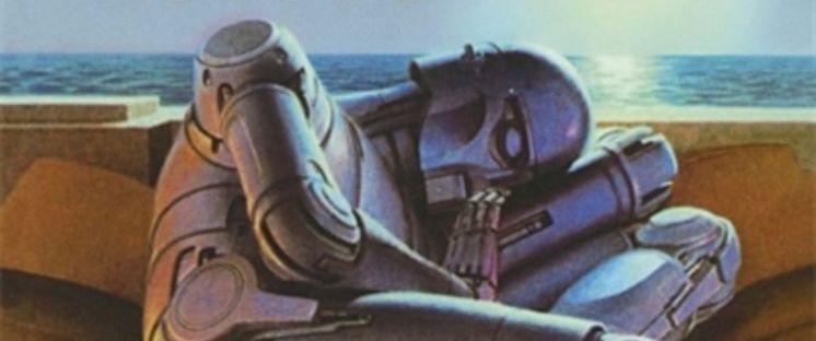 Johan Klein Haneveld – Mijn top 5 verhalenbundels Robot Dreams - Isaac Asimov uitsnede 2