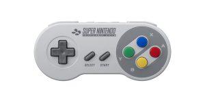 Modern Myths Nieuws 2019: Week 36 - Super NES controller