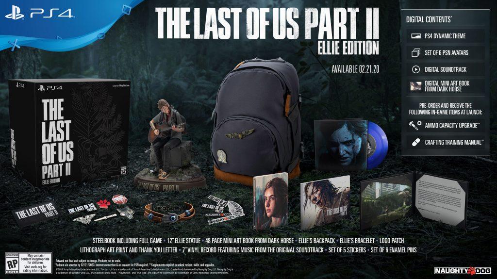 Modern Myths Nieuws 2019: Week 39 - The Last Of Us II Ellie Editie