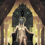 Het Geboortegraf – Tanith Lee Winactie cover