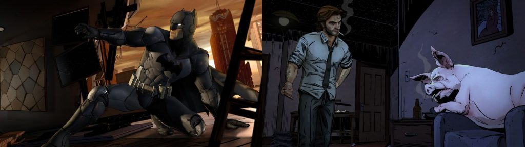 Modern Myths Nieuws 2019: Week 35 - Telltale Batman en Fables