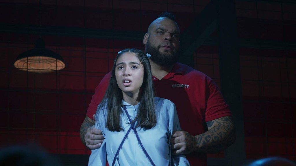 The Purge seizoen 1 Jessica Garza
