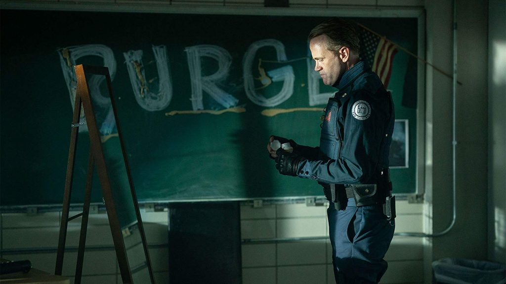 The Purge seizoen 1 Lee Tergesen