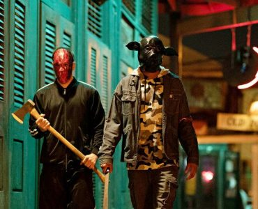 The Purge seizoen 1 maskers uitsnede