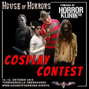 House of Horrors 2019 Cosplay Contest