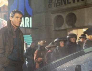 Modern Myths Nieuws 2019 - Week 40: Harisson Ford in Blade Runner: Blade Runner met Harisson Ford uitsnede