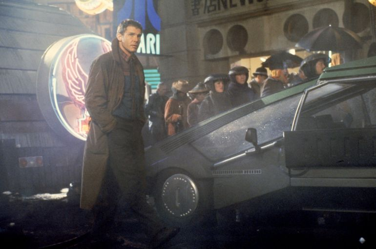 Modern Myths Nieuws 2019 - Week 40: Harisson Ford in Blade Runner