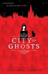 Interview met Victoria Schwab deel 1 - City of Ghosts