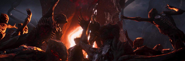 Doom 2 Annihilation - door de hellepoort