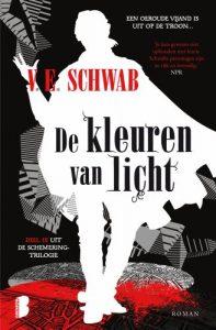 Interview met Victoria Schwab deel 2 - De Kleuren van Licht (verschijnt 16 januari 2020)