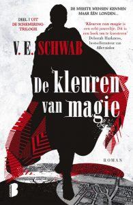 interview met Victoria Schwab deel 1 - De Kleuren van Magie