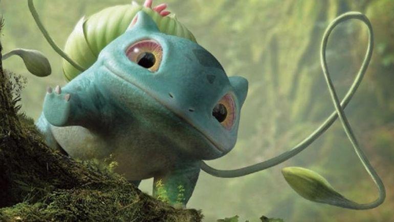 Detective Pikachu - Bulbasaur