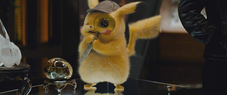 Detective Pikachu - Detective Pikachu Ryan Reynolds