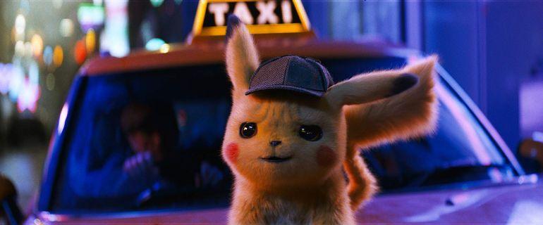 Detective Pikachu - Detective Pikachu