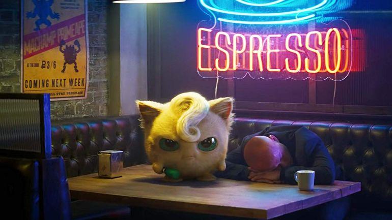 Detective Pikachu - Jigglypuff