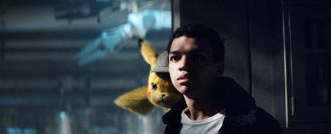Detective Pikachu - Justice Smith en Pikachu
