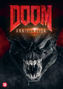 Doom 2 Annihilation dvd packshot