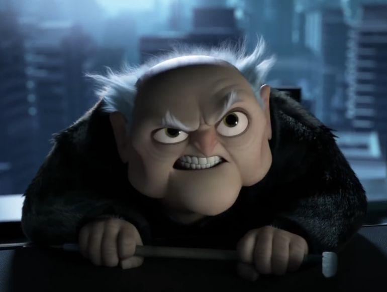 Everest De Jonge Yeti - Abominable - Mr Burnish
