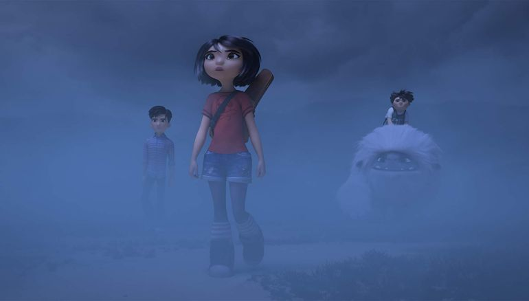 Everest De Jonge Yeti - Abominable - mist