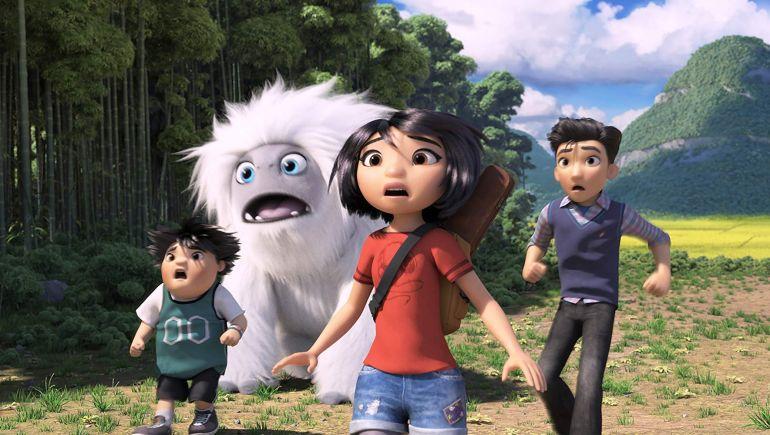 Everest De Jonge Yeti - Abominable - op pad