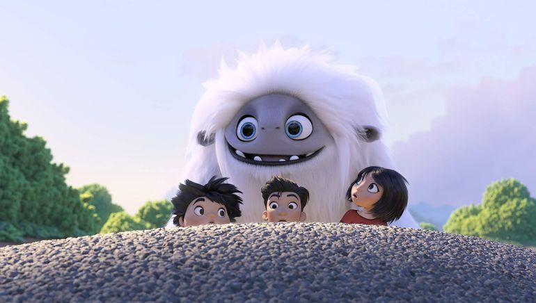 Everest De Jonge Yeti - Abominable - verstoppen