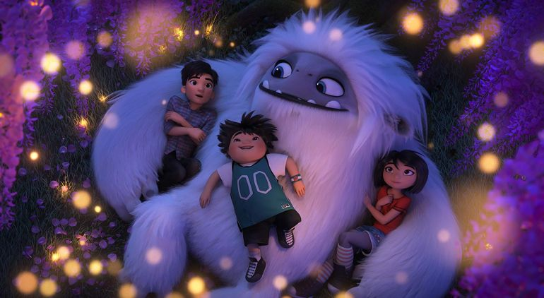 Everest De Jonge Yeti - Abominable - vuurvliegjes