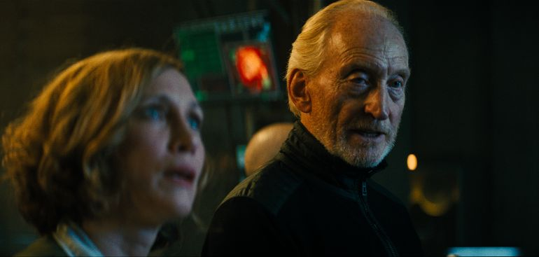 Godzilla King of the Monsters - Charles Dance