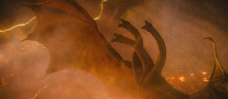 Godzilla King of the Monsters - Gidorah