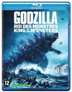 Godzilla King of the Monsters blu-ray packshot