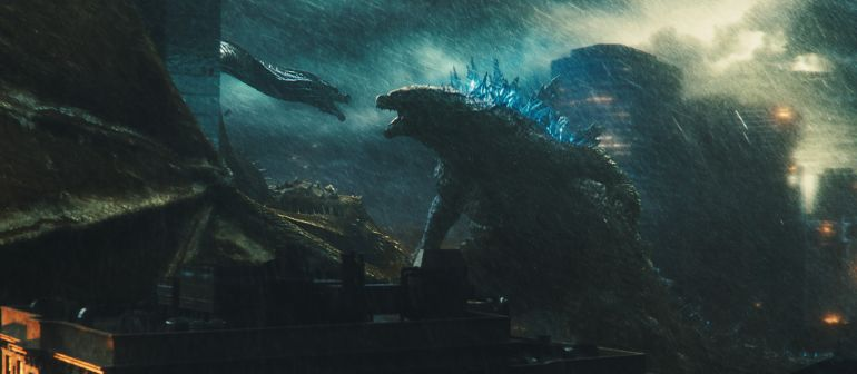 Godzilla King of the Monsters monstergevecht
