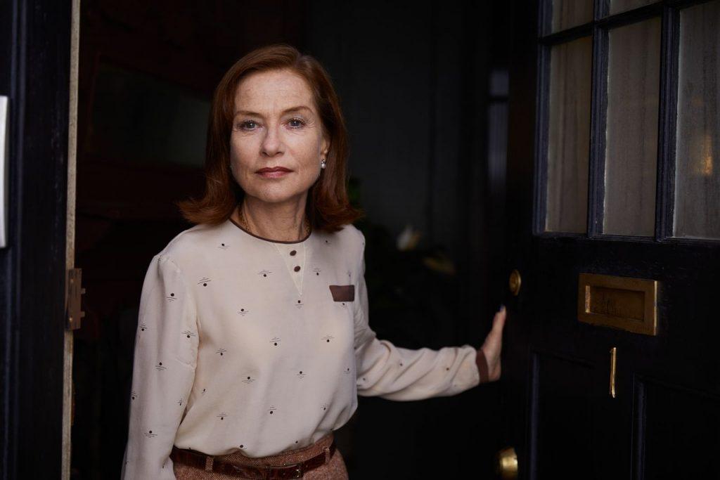 Greta blu-ray/dvd Winactie - Isabelle Huppert heet je welkom